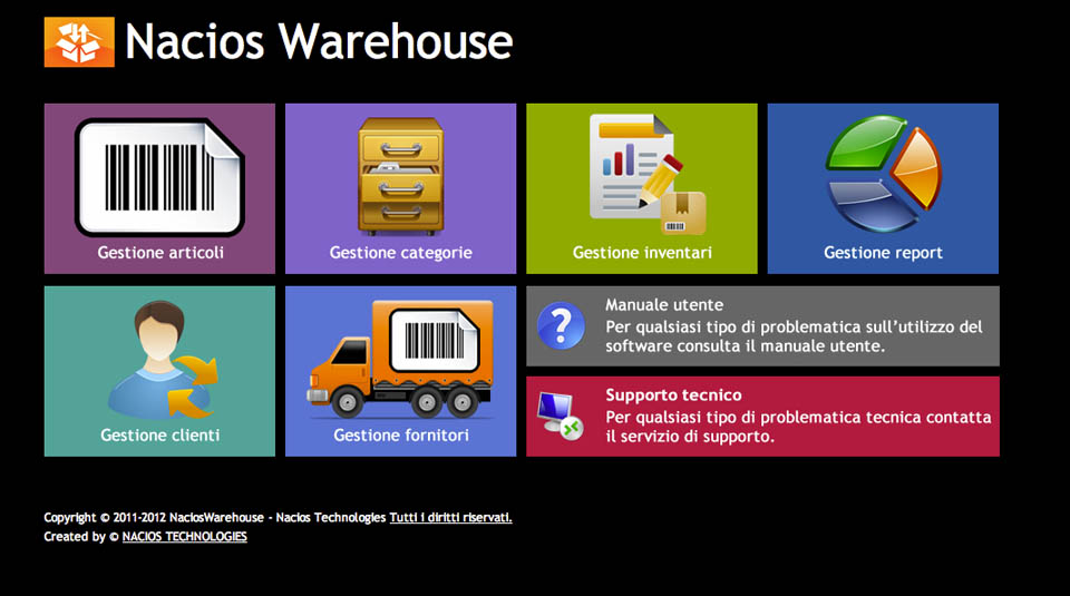 Nacios Warehouse