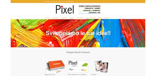 Sito Internet Studio Pixel Pisa